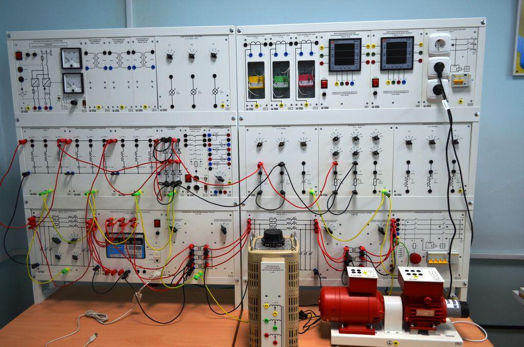 Лаборатория электрических измерений
